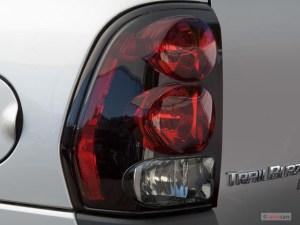 Image: 2006 Chevrolet TrailBlazer 4door 2WD LS Tail Light