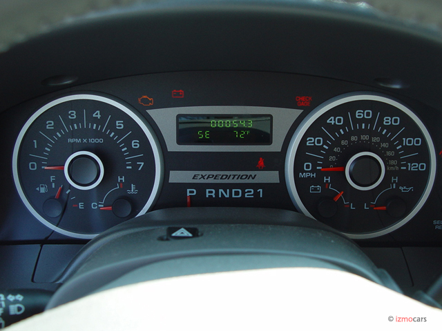 2002 Ford Expedition Gauge Cluster