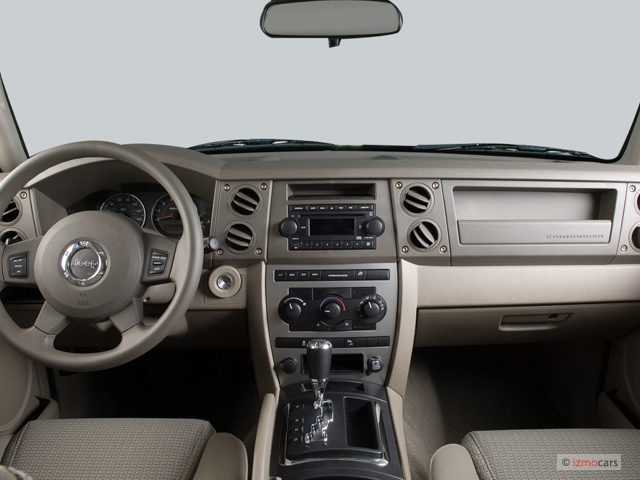 Interio Jeep 2006 Commander