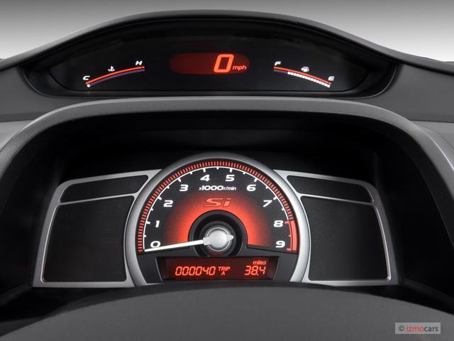 Image 2007 Honda Civic Si 4 Door Sedan Manual WST