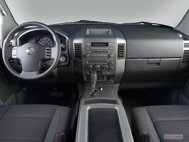 Image 2007 Nissan Armada 2WD 4 Door SE Dashboard Size
