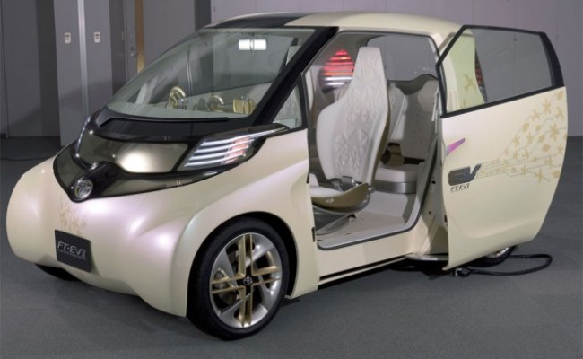 Toyota Kills Tiny Two Seat Electric Car It Doesn T Believe In