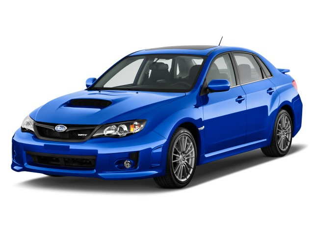 2011 Subaru Wrx Review Ratings Specs Prices And Photos