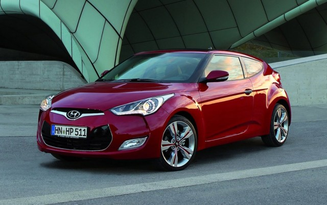 2012 Hyundai Veloster Review Ratings Specs Prices And