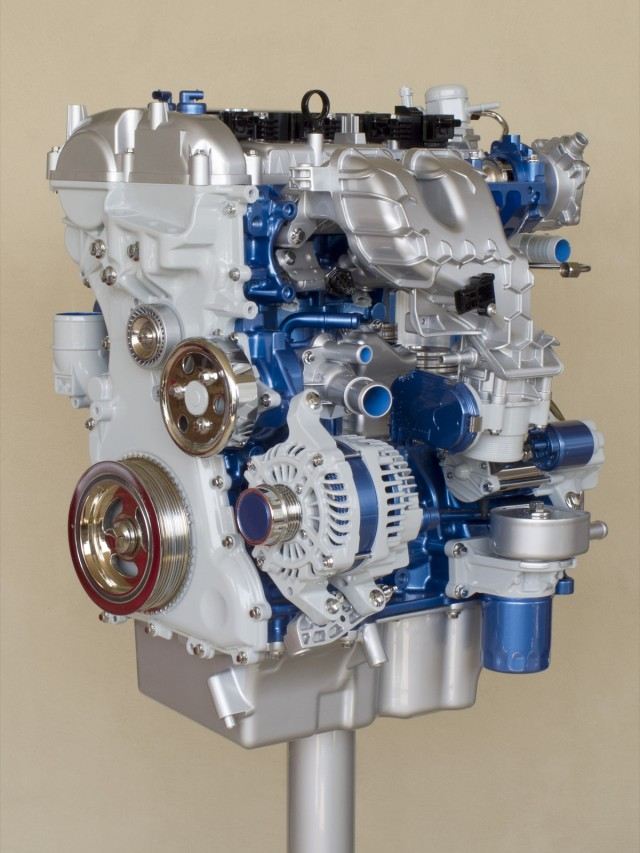 Ford 2 5 Liter Engine Diagram Two Thirds Of 2020 Vehicles Will Be Four Cylinders Ford Says
