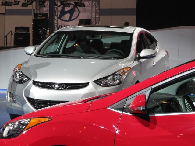 2013 Hyundai Elantra Coupe GT More High MPG Compact Models