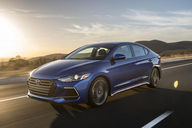 Hyundai Elantra Vs Kia Forte Compare Cars