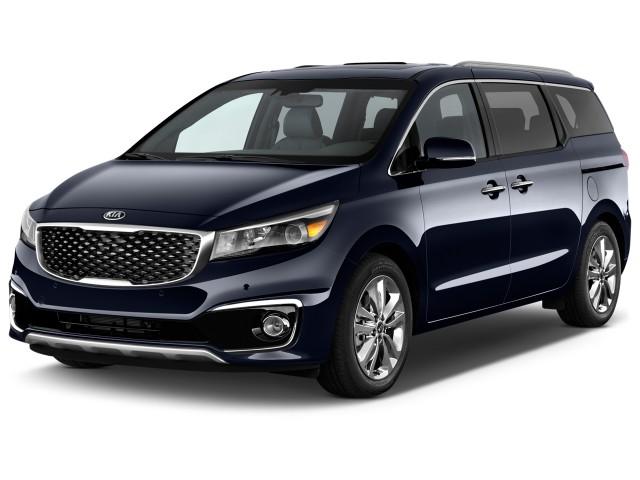 2017 Kia Sedona Review Ratings Specs Prices And Photos