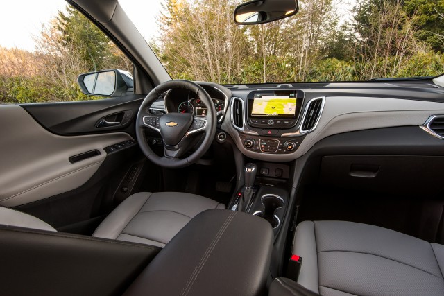 2018 Chevrolet Equinox First Drive A Strong Third Act