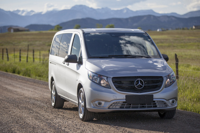 2018 Mercedesbenz Metris Review, Ratings, Specs, Prices