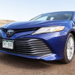 Brand New Camry Hybrid Speedometer Grand Veloz 2018 Toyota Gas Mileage Review Going The Distance
