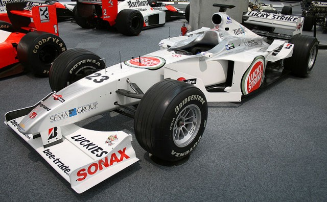 The 10000 EBay Formula One Car