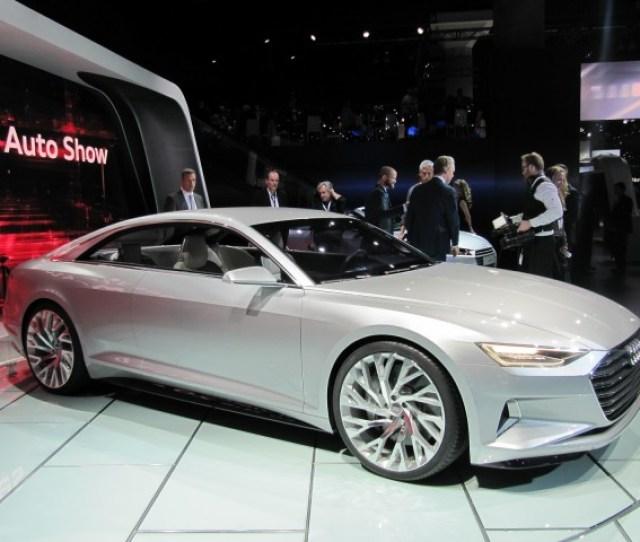 Audi Prologue Concept 2014 Los Angeles Auto Show