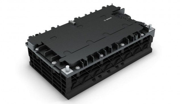 Bosch 48-volt lithium-ion battery for mild-hybrid systems