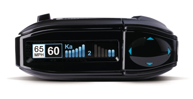 Escort Just Released A Radar Detector With Arrows Your