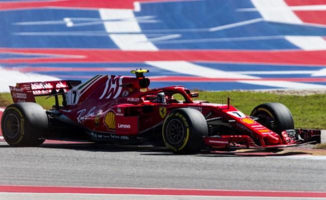 Räikkönen Returns To Top Of Podium With 2018 United States