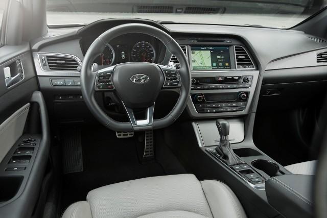 Hyundai Sonata Vs Kia Optima Compare Cars