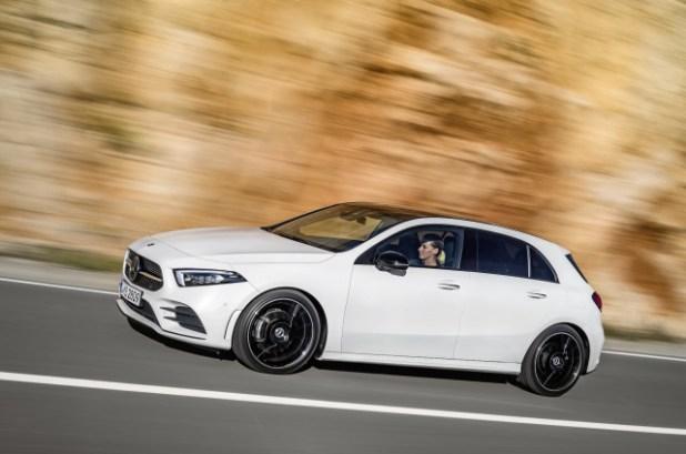 Resultado de imagen para Mercedes-AMG A35