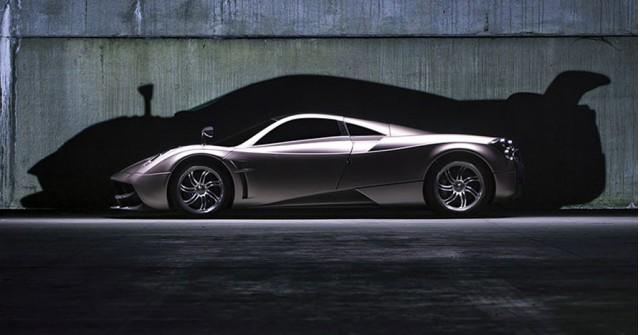 Pagani Huayra BC teased ahead of 2016 Geneva Motor Show