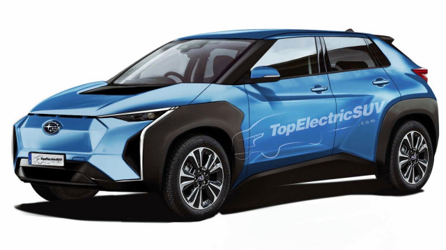 Subaru Electric Crossover How It Could Take Form In 2021