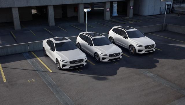 Volvo Polestar Engineered models