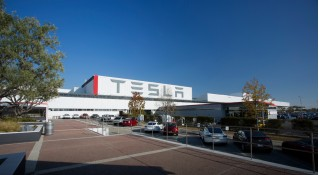 Tesla factory, Fremont, California