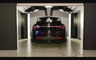 Tesla Model X Introduction - Fremont, CA, September 2015
