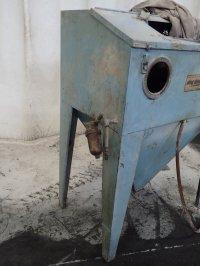 Abrasive Sand Blast Cabinet Dee Blast 38