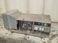 Used Carrier Natural Gas Electric Furnace | HGR Industrial ...