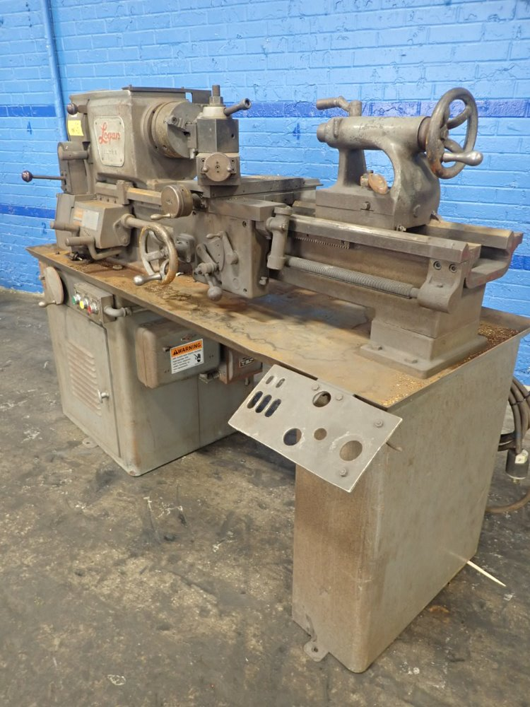 Logan Lathe Serial Numbers