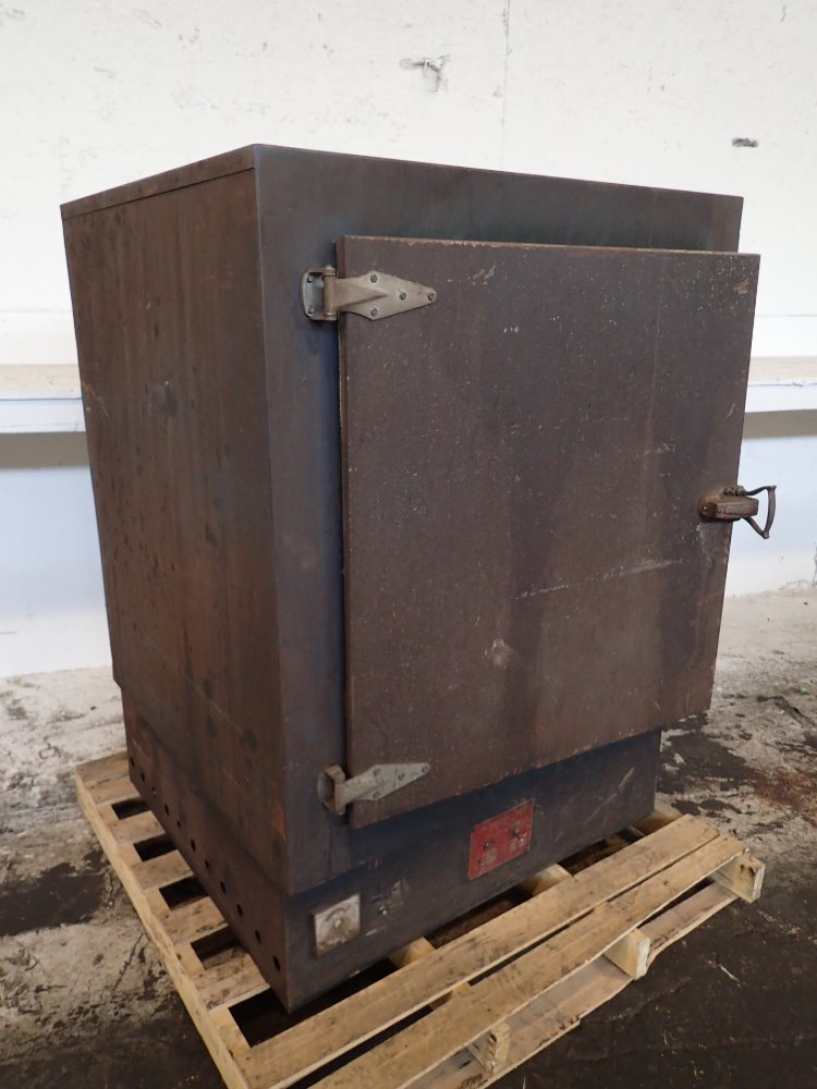 Used Milmetco Electric Furnace