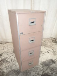 Used Victor Fire Proof File Cabinet | HGR Industrial Surplus