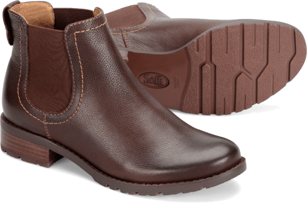 Sofft Selby : Mahogany - Womens