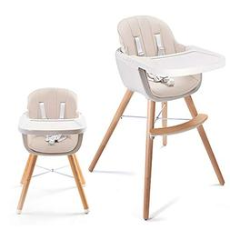 baby chairs for toddlers posture chair modern asunflower high highchairi wood 3 in 1 convertible moder