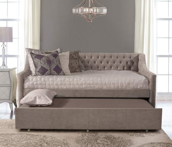 Hillsdale Jaylen Daybed With Trundle - Silver 2240dbt