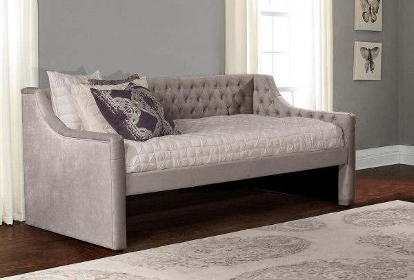 Daybed with Slanted Arms