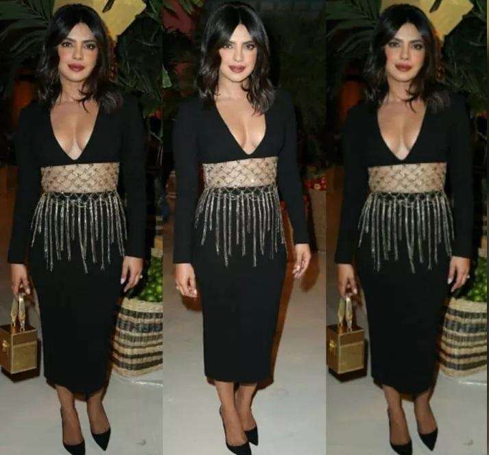 न्यूयॉर्क फैशन वीक में प्रियंका चोपड़ा