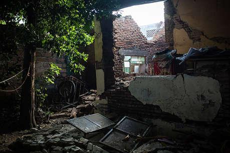 मेक्सिको में भूकंप-तूफान की मार, अब तक 63 की मौत