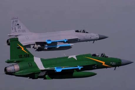 चीन और पाकिस्तान की वायुसेना का संयुक्त अभ्यास शुरू