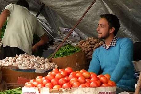 सब्जी महंगी होनी से 4 महीने के उच्चतम स्तर पर पहुंची महंगाई