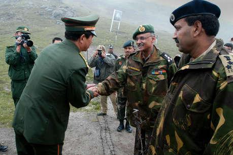 डोकलाम विवाद के बाद पहली बार भारत दौरे पर चीनी सेना के प्रतिनिधि दल