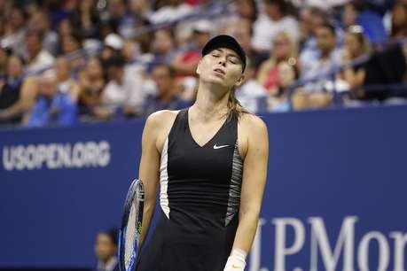 US Open 2018: चौथे दौर में हारीं शारापोवा, टूर्नामेंट से बाहर