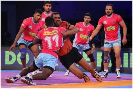 Pro Kabaddi 2018, Patna Pirates vs Telugu Titans और Puneri Paltan vs Jaipur Pink Panthers-यहां देखें Live प्रो कबड्डी लीग, मैच स्ट्रीमिंग ऑनलाइन स्टार स्पोर्ट्स, हॉटस्टार (Hotstar) पर