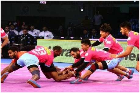 Pro Kabaddi 2018, Jaipur Pink Panthers vs Dabang Delhi K.C. और U Mumba vs Haryana Steelers- यहां देखें Live प्रो कबड्डी लीग, मैच स्ट्रीमिंग ऑनलाइन स्टार स्पोर्ट्स, हॉटस्टार (Hotstar) पर