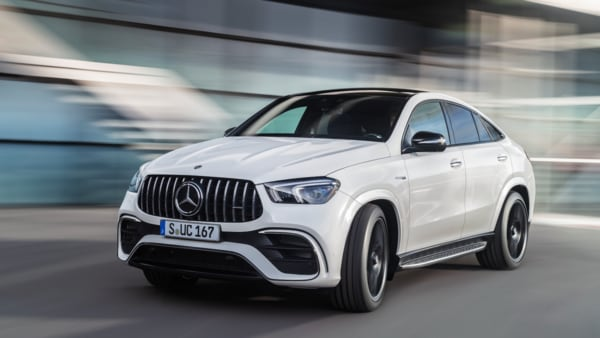 Mercedes-AMG GLE 63 S Coupe that was launched for global markets last year.