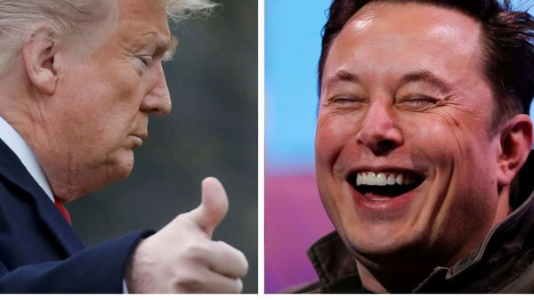 Fast. not furious: Donald Trump backs Elon Musk in fight to reopen Tesla plant