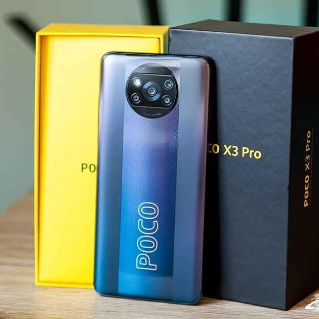 Poco X3 Pro : আদতে দাম ২৩,৯৯৯ টাকা। ফ্লিপকার্ট 'বিগ বিলিয়ন ডে'জ' সেলে ১৪,৯৯৯ টাকায় কেনা যাবে। (ছবি সৌজন্য ফেসবুক)