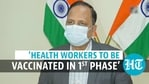 Правительство Дели завершило работу на 89 площадках для проведения кампании вакцинации против Covid-19