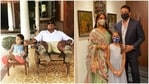 Lara Dutta and Mahesh Bhupati have a house in Mumbai and a weekend home in Goa.