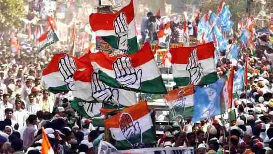 Congress 'war' room abuzz with activity as battle for 4 states, 1 UT draws  near   Hindustan Times
